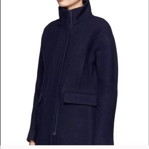 J Crew Stadium Cloth Cocoon Coat